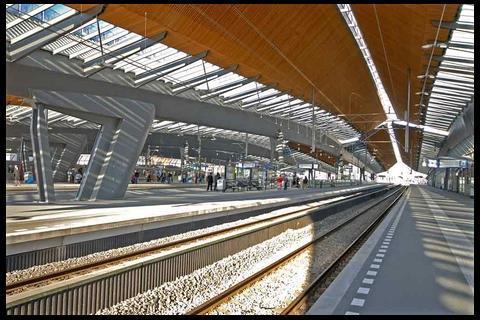 Amsterdam Bijlmer Arena Station Amsterdam, Netherlands by Grimshaw/ARCADIS Architecten